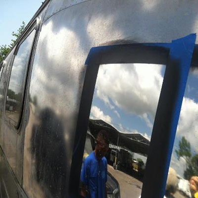 Airstream Polishing