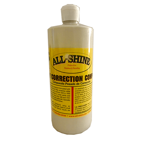 All-Shine, Heavy Correction Compound