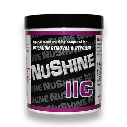 Nuvite NuShine II - Grade C Medium Polishing Compound