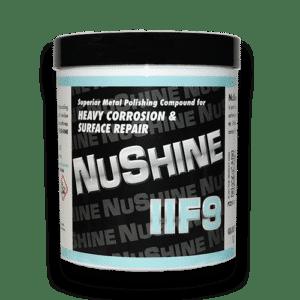 Nuvite NuShine II - Grade F9 Heavy Cutting Compound