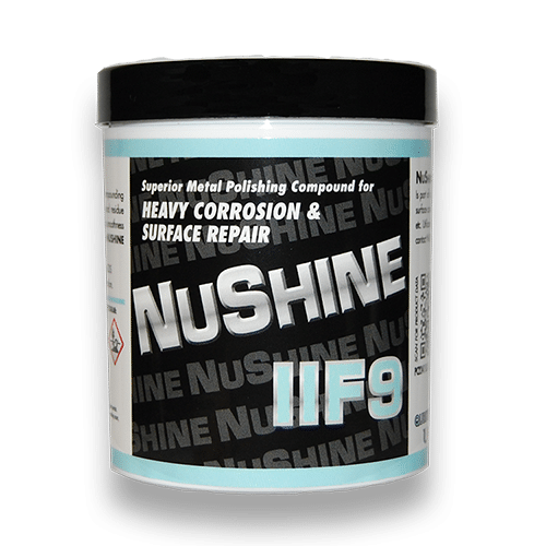 Nuvite NuShine II - Grade F9 Heavy Cutting Compound