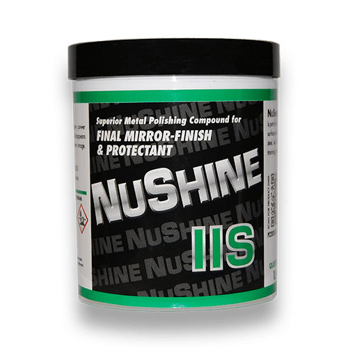 Nuvite NuShine II - Grade S Finishing Compound