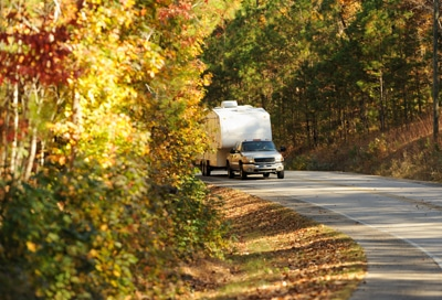 best fall rv destinations